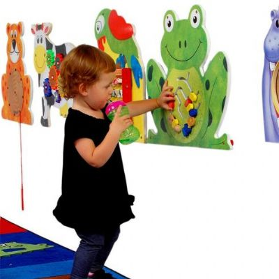 Anatex Frog Wall Panel,Special Needs wall panel Toys, Sensory equipment, Special needs equipment, Sensory room equipment, developmental environment setting, wall activity panels, wall hanging activities, sen learning, sensory education, special educational needs